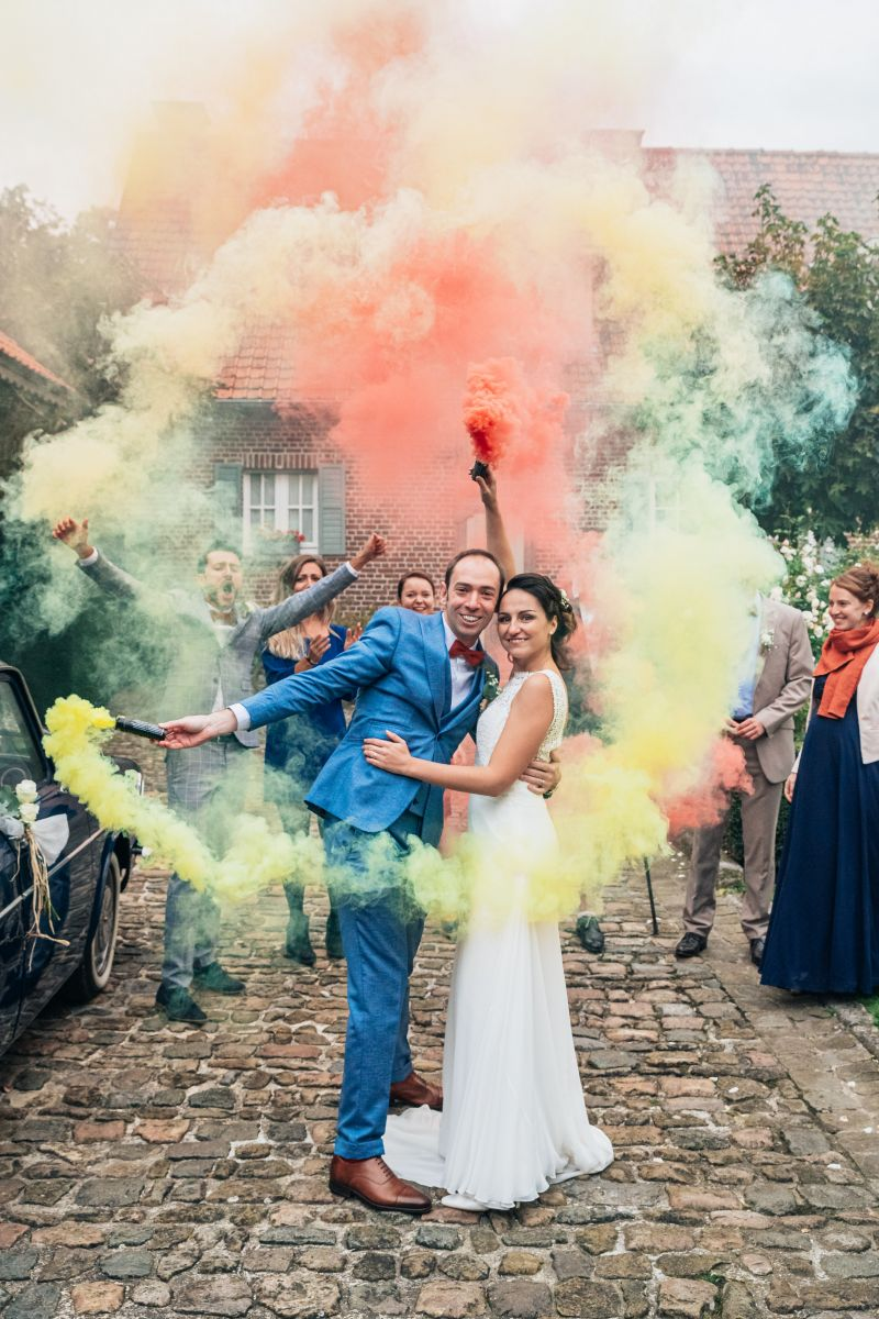 photographe mariage lille nord jeremy hourquin fumigene ronceval dottignie belgique temoins groupe.jpg